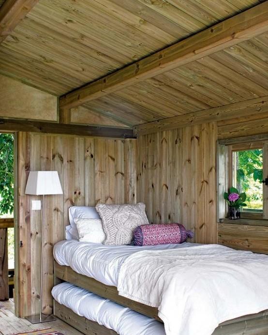 Rustic Garden Mini House