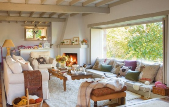 Rustic Stone House In The Spanish Countryside