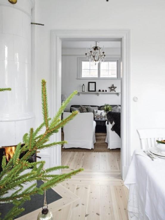 Rustic Vintage House In Sweden