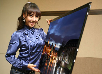samsung thinnest tv
