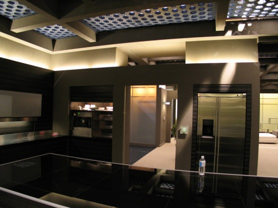 Interior design of house of future from eureka tv series - Make your house a home ...