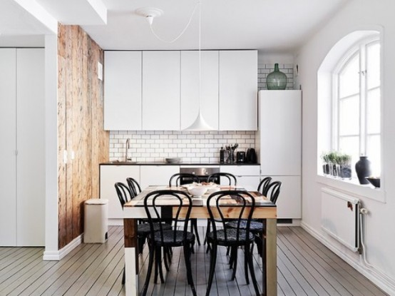 Scandinavian House With Slight Feminine Touches