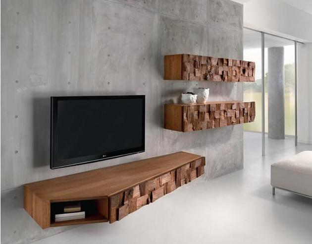 Scando Oak Collection Of Random Sized Wooden Blocks