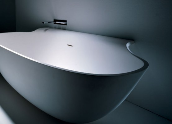 Modern Minimalist Bathrooms by Michael Schmidt
