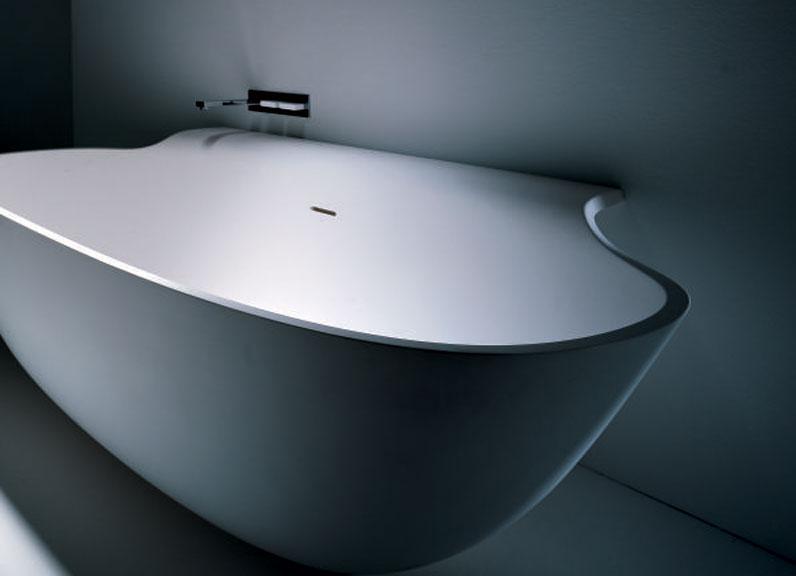 Modern Minimalist Bathrooms by Michael Schmidt
