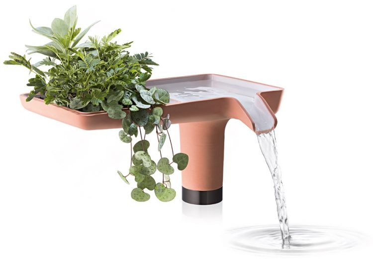 Sculptural And Eye Catching Waterdream Faucet Collection