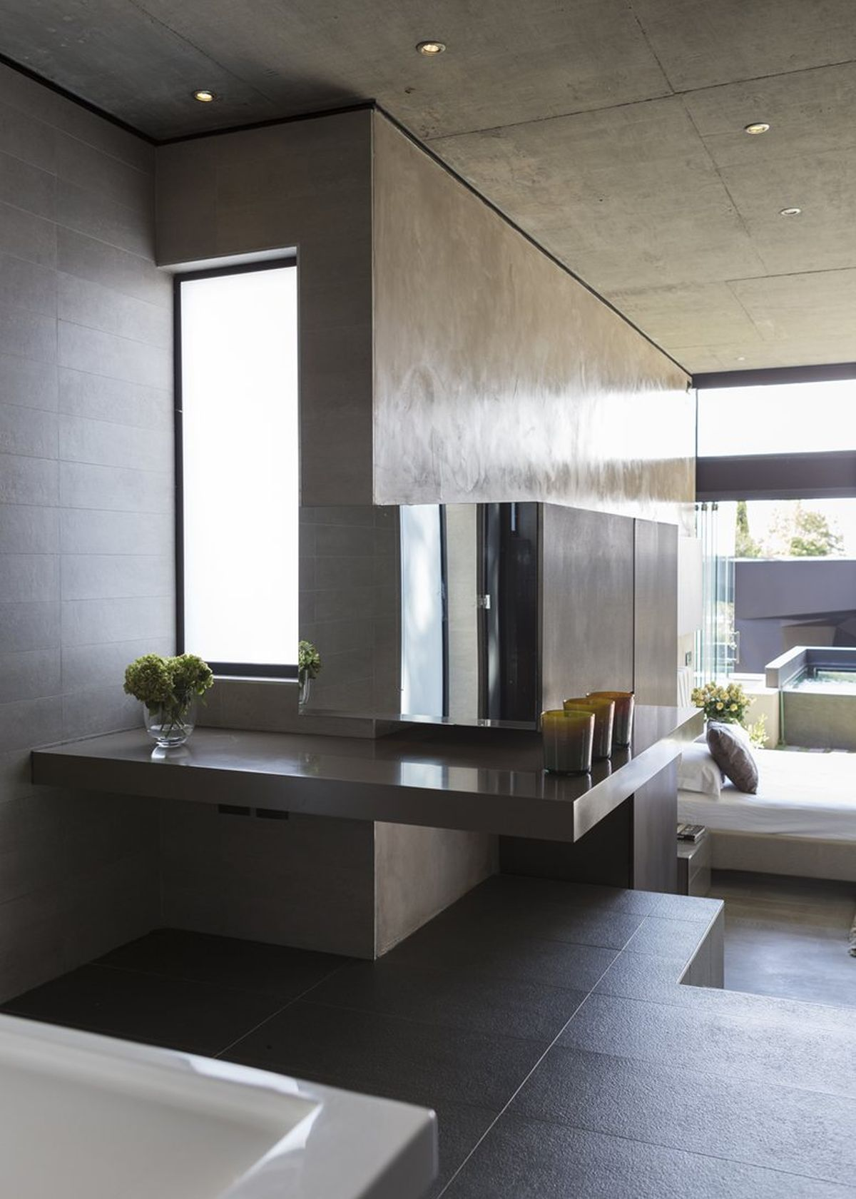 Picture Of sculptural family home with minimalist interiors  21