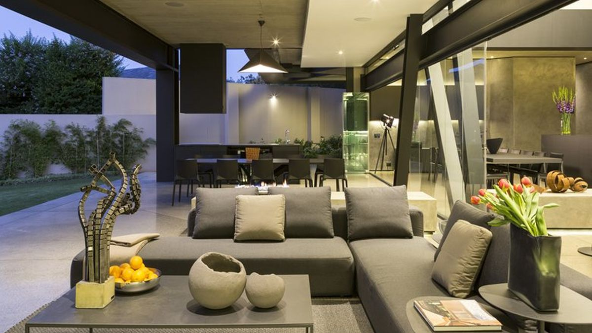 Picture Of sculptural family home with minimalist interiors  7