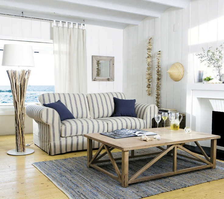 beach inspired living room decorating ideas 37 sea and inspired living rooms digsdigs 26129