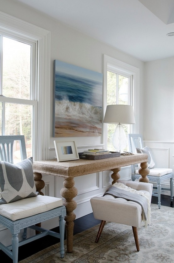 Phenomenal 37 Sea And Beach Inspired Living Rooms Digsdigs Largest Home Design Picture Inspirations Pitcheantrous