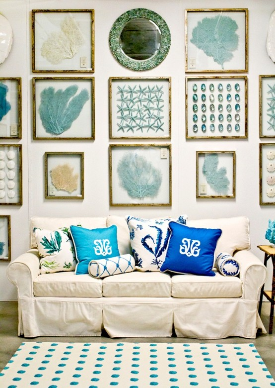 Excellent 37 Sea And Beach Inspired Living Rooms Digsdigs Largest Home Design Picture Inspirations Pitcheantrous