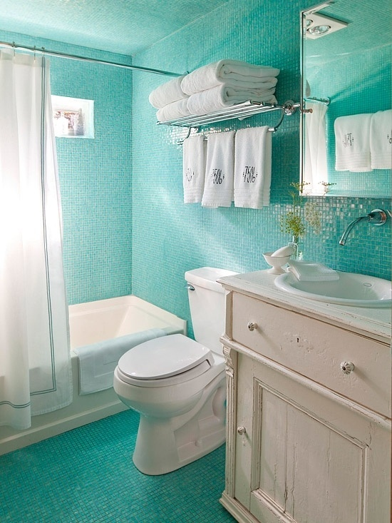 Good Sea Inspired Bathroom Decor Ideas