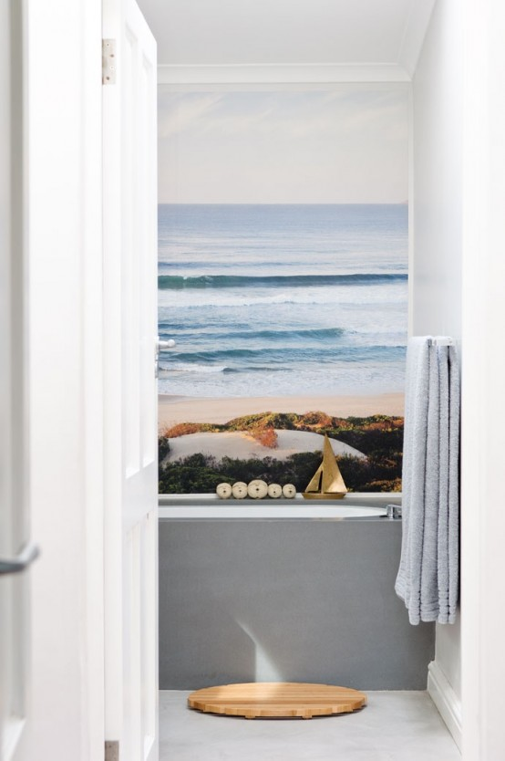Sea Inspired Bathroom Cor Ideas Digsdigs