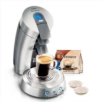 Senseo supreme single serve coffeemaker