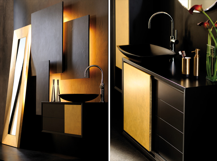 Model Utopia Bathroom Furniture  Timber And Fitted Bathroom Furniture