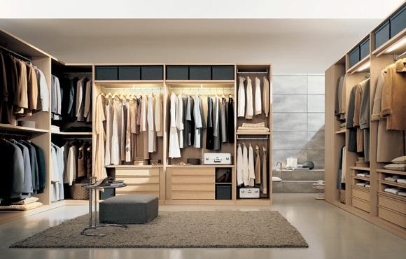 Superb Senzafine Walk In Closet