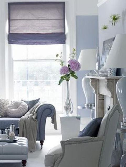 Pantone S 2016 Color 24 Serenity Home D Cor Ideas Digsdigs
