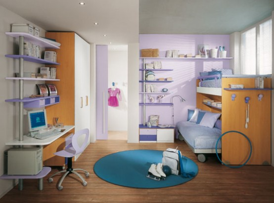 Kids Bedroom from Sesamoh collection