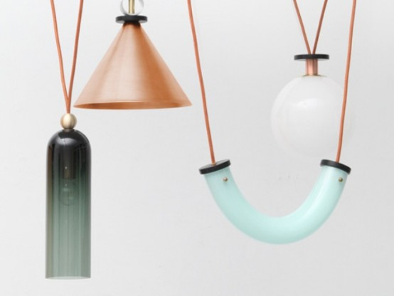 Shape Up Lighting Bringing Dynamic Spatial Harmony