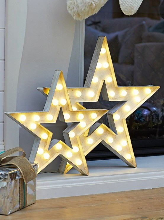 Trend Shining Marquee Signs Ideas For Christmas Decor
