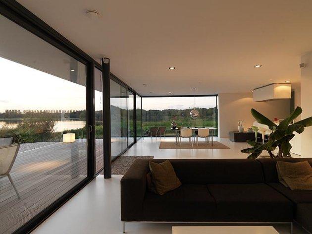 S House by Grosfeld van der Velde Architects