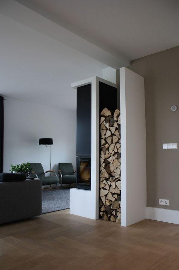 Simple Living Room Stoage Ideas