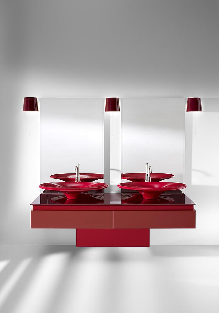 Simple Modern Lavatories