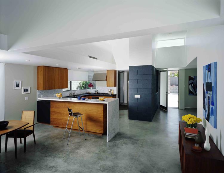 California Contemporary Kitchen