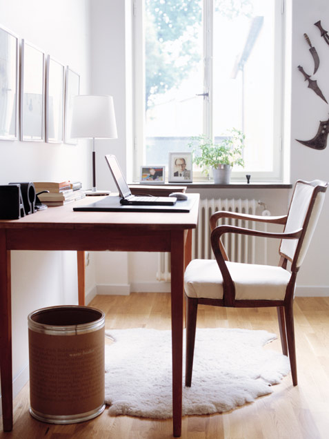 Simple Neutral Working Space