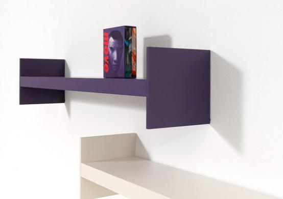 Simple Shelf System