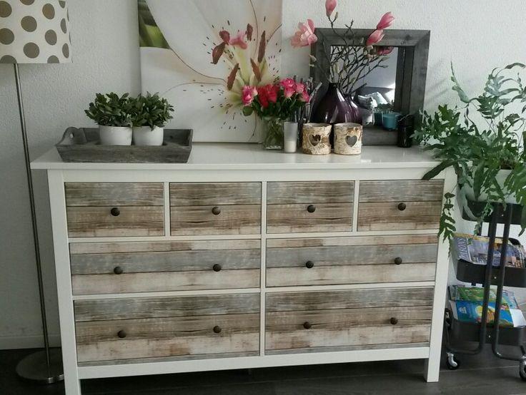 Picture of simple yet stylish ikea hemnes dresser ideas for Hemnes dresser ideas