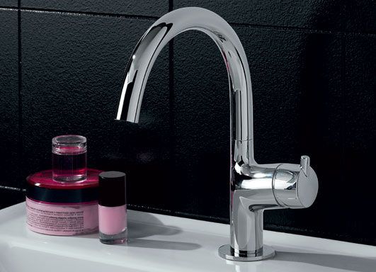 Simply Beautiful Zucchetti Basin Faucet