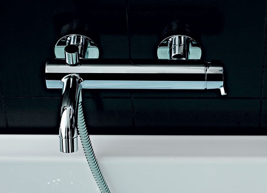 Simply Beautiful Zucchetti Bath Faucet
