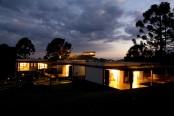 Single Story Grid House
