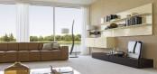 Sistema Concept By Doimo Design 03 Bianco Perla Glossy Lacquered