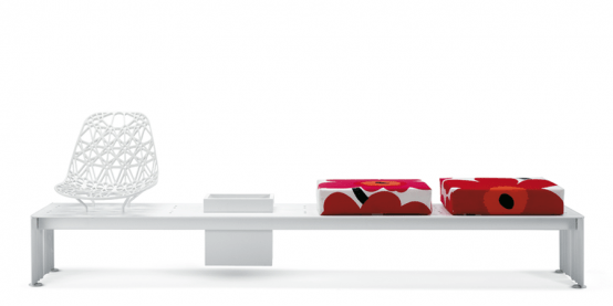 Sito Minimalist Modular Seating System