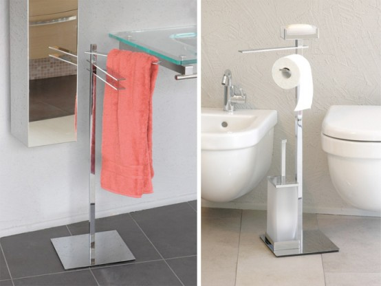 Skema Small Towel Stands