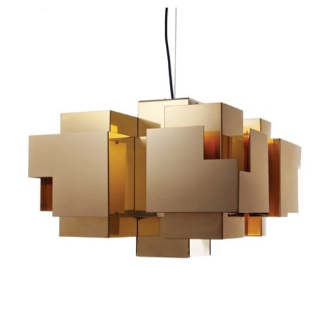 Skylin Lamp Series Inspired By The Stockholm Suburbs