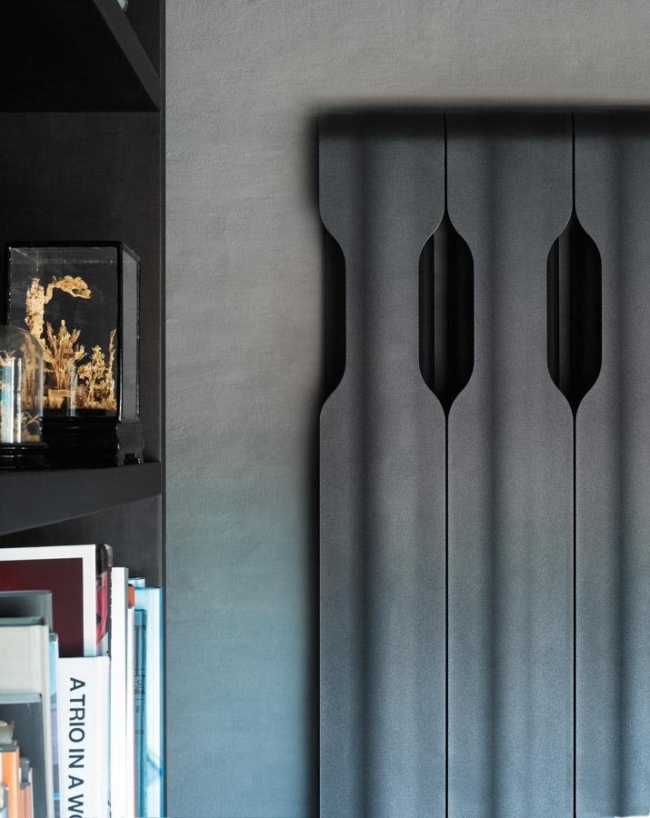 Sleek Aluminum Radiators Collection With Timeless Design
