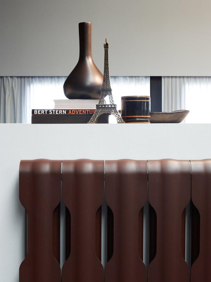 Sleek Aluminum Radiators Collection With Timeless Design