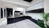 Sleek Decorative Kitchen Design
