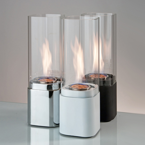 Bio Ethanol Fuel >> Modern Portable Fireplaces and Fire Lamps - DigsDigs