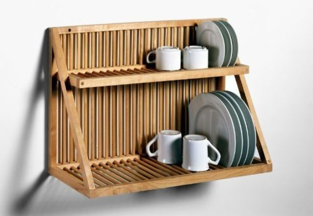 Small Dish Rack 023 - Small Dish Rack