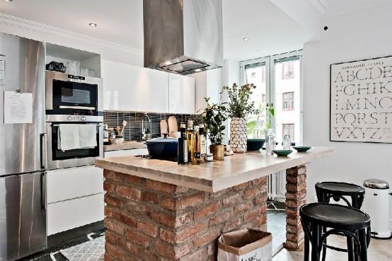 Description de notre petit nid douillet (a) Small-and-stylish-scandianvian-apartment-kept-spacious-3-554x369