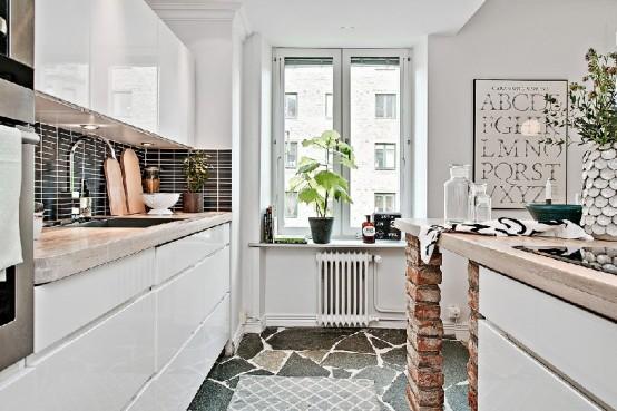 Description de notre petit nid douillet (a) Small-and-stylish-scandianvian-apartment-kept-spacious-4-554x369