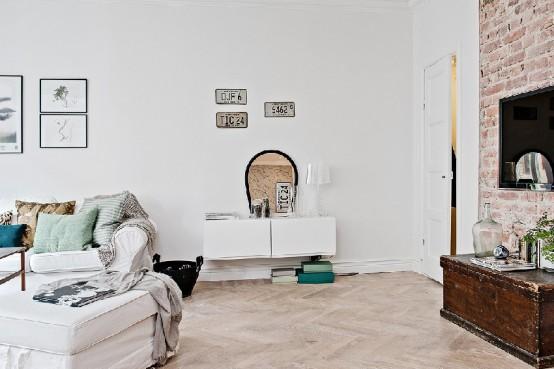 Description de notre petit nid douillet (a) Small-and-stylish-scandianvian-apartment-kept-spacious-6-554x369