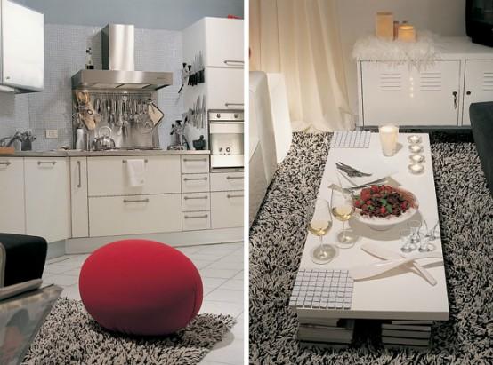 Small Apartment Aesthetic Interior
