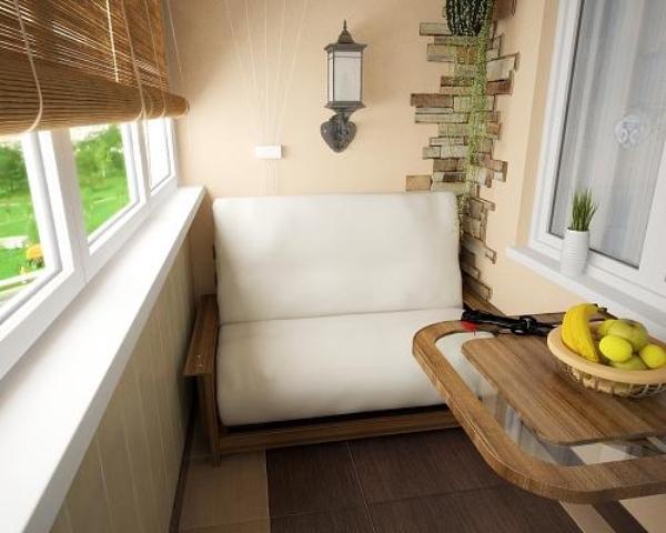 Narrow Balcony Design Ideas 6