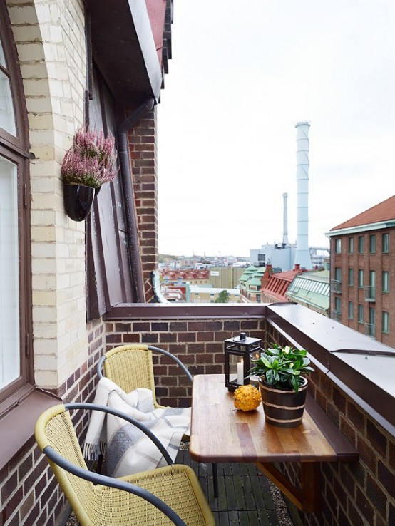 57 Cool Small Balcony Design Ideas DigsDigs