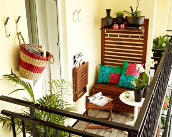 Small Balcony Design Ideas